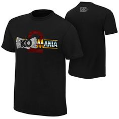WWE Wear - The Official Shirt of the WWE Superstars Classic Fit cotton Screen printed in the USA Big And Tall Style, Wrestling Shirts, Kevin Owens, Wwe Superstars, Kos, Types Of Shirts, Colorful Shirts, Casual Shirts, Sweatshirts