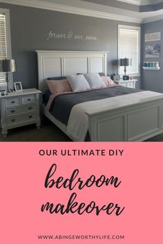 Our ultimate bedroom