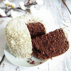 Mug cake light al cocco e cacao - Diario di una ci - Gateau au Yaourt Thermomix Easy Mug Cake, Cake Mug, Lemon Mug Cake, Vanilla Mug Cakes, Microwave Chocolate Mug Cake, Nutella Mug Cake, Mug Cake Microwave, Chocolate Mug Cakes, Gluten Free Mug Cake