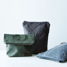 Waxed Canvas Lunch Tote on Provisions by Food52
