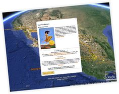 Google Lit Trip (requires Google Earth) for Esperanza Rising by Pam Muñoz Ryan