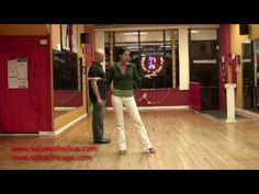 Salsa Lesson 7: One Hand Copa - YouTube