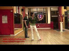 Salsa Lesson 7: One Hand Copa - YouTube