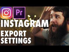 Creating High Quality Instagram Videos Using Adobe Premiere Pro CC // Tutorial | Who Is Matt? Matt Johnson Productions