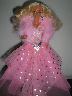 Super Star Barbie 1980's
