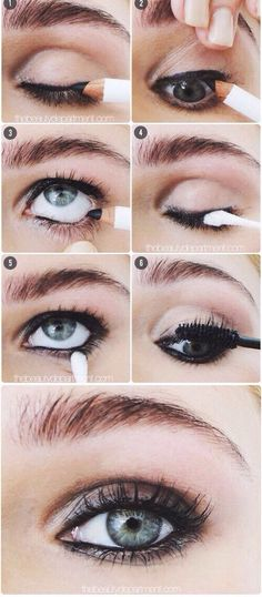 Image via We Heart It https://weheartit.com/entry/145773586 #blue #cool #diy #doityourself #eye #eyebrows #eyelashes #eyeliner #makeup #mascara #pretty #yes #thebeautydepartment