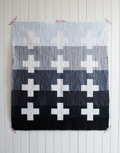 love you big: Beautiful baby quilt