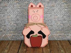 Painted Brick Paver Pals by WoodWinkles on deviantART Cement Pavers, Painted Pavers, Brick Pavers, Painted Rocks, Painted Bricks Crafts, Brick Crafts, Wood Crafts, Arts And Crafts Projects, Crafts To Do