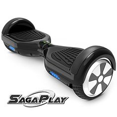 SagaPlay F1 Self Balance Board Motorized 2 Wheel Self Balancing Scooter CSAUL2272 Certified AllTerrain Tires Personal Hover Transporter for Kids and Young Adults Model F1 Black Series N20 ** Check out this great product. This is an Amazon Affiliate links.