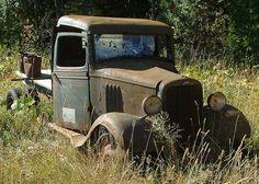 Blue Chevrolet Truck | Flickr - Photo Sharing!