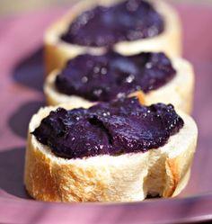 Blueberry curd, crème de myrtilles, la recette d'Ôdélices : retrouvez les ingrédients, la préparation, des recettes similaires et des photos qui donnent envie !