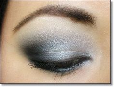 pretty smokey eye