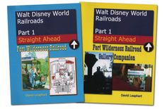 Imaginerding: Disney books, history, links and more!: Fort Wilderness Railroad, A Book Review
