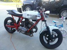 1973 Ducati 750 Bevel Street Tracker