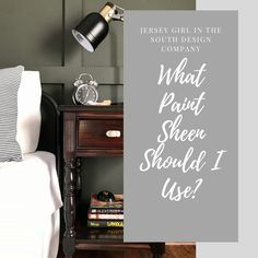 This blog post discusses which paint sheens are best for interior rooms, exterior spaces and decorative projects. Paint Sheen, Room Interior, Paint Colors, Rooms, Exterior, Spaces, Queen, Photo And Video, Projects