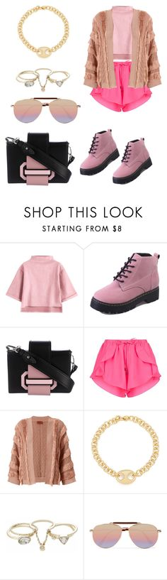 """Sem título #145"" by anthony-marcos ❤ liked on Polyvore featuring Prada, Missoni, Gabriela Artigas, Lipsy and Tom Ford"