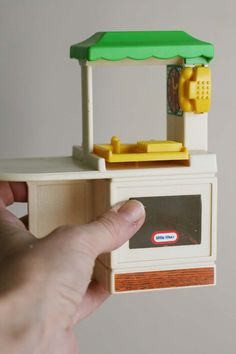 Miniature Little Tykes Kitchen Set $20