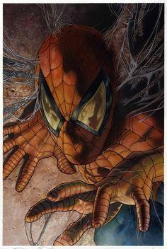 Spider-Man by Simone Bianchi