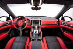 2012 Lumma CLR 558 GT Porsche Cayenne Interior
