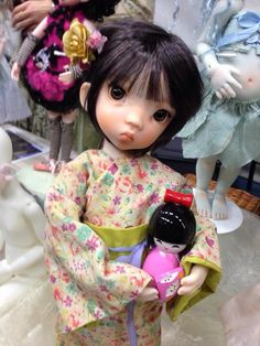 LDoll Doll Show in France-Linda Macario Dolls