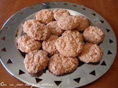 ¡Con un par de guindillas!: Rocas de coco