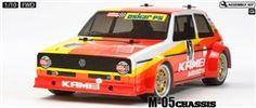 Tamiya 1/10 Volkswagen Golf Mk.1 Kit