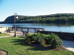 Danville-and-Susquehanna-River
