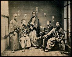 Samurai, ca. 1860-1880