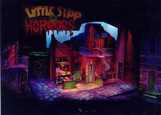 little shop of horrors set design | Posted by Shumail Bhatti at 12:16 No comments: