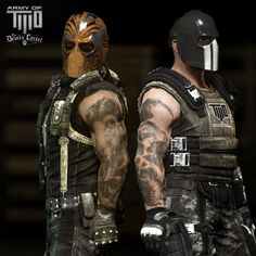 Army of Two: The Devil's Cartel. Asdfghjkl; this game. Too many feels.