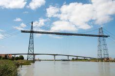 6) Pont Transbordeur de Rochefort