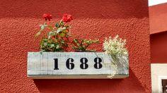 Numeración de casa
