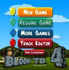 flash game play! Bloons Tower Defense4 풍선타워디펜스4 게임하기