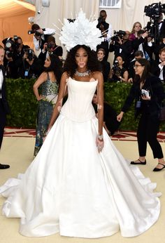 Holy Chic! The Most Divine Looks From The Met Gala Red Carpet #refinery29