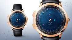 This watch that tracks planetary movements. | 19 Things You Should Totally Buy If You Win The Lottery