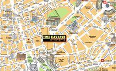Time Elevator Rome, ga terug in de tijd met deze attractie in Rome