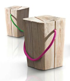 Industrial Tulip Seating - The Serif Stool  detail