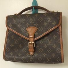 Louis Vuitton Beverly Pm Hand Bag - Satchel.