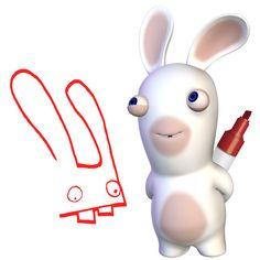355 Meilleures Images Du Tableau Lapin Cretin Rabbits