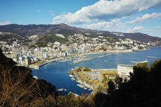 Atami City Shizuoka, Chubu