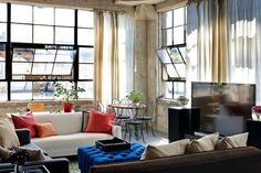 Virlova Interiorismo: [Interior] un loft en Brooklyn. Minimalismo industrial