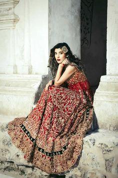 2016 Saira Rizwan Bridal Couture collection