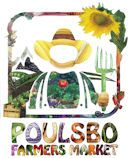 Poulsbo Farmers Market - Opening day Saturday April 6, 2013! 9AM - 1PM. Yes!