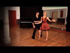 ▶ How to Do Sliding Doors in Swing Dance | Ballroom Dance - YouTube