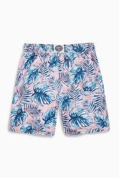 Buy Pink Palm Printed Shorts (3-16yrs) from the Next UK online shop