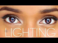More from Shameless Maya, lighting .. >>> How to Light Your Photos and Videos (+playlist)
