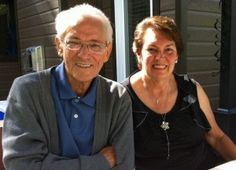 James Broomer, Mesothelioma Survivor and his wife, Mariyln. James credits his health to the Budwig Protocol.
