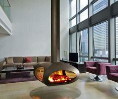 The Vulcan Fireplace