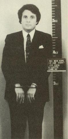 Mafia Gangster, Rackets, Mug Shots, Sicily, Wig, Joseph, Costa, Crime, Pictures