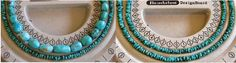 How to make a multistrand beaded necklace.